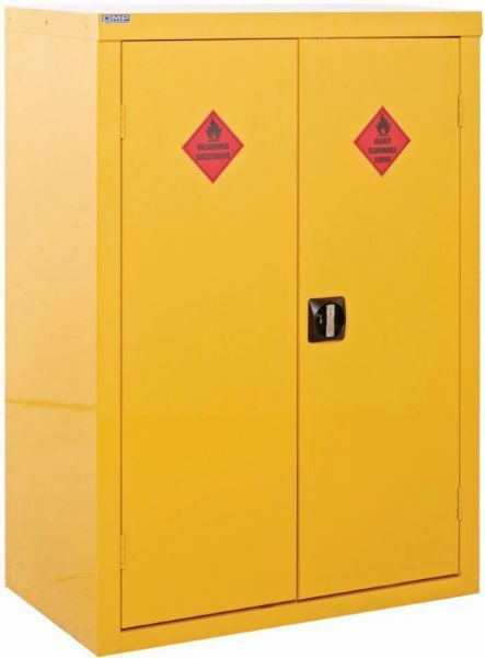 Double Flammable Storage Cabinet 1200mm x 900mm x 460mm