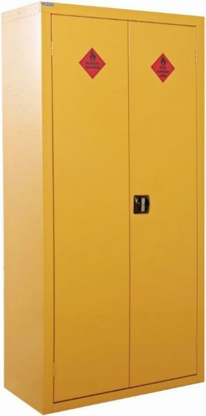 Double Flammable Storage Cabinet 1800mm x 900mm x 460mm