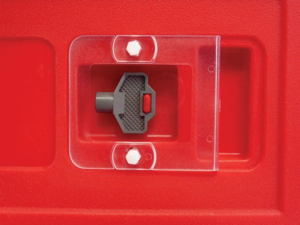 Emergency Key Facility Fitting for All Lockable Cabinets