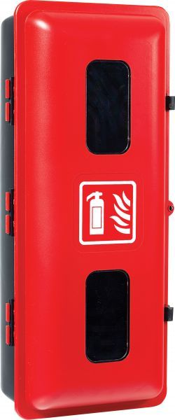 Single Economy Fire Extinguisher Cabinet | Fire Safety