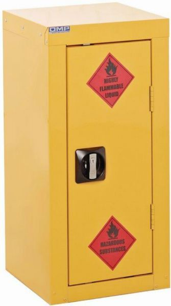 Single Flammable Storage Cabinet 700mm x 350mm x 300mm