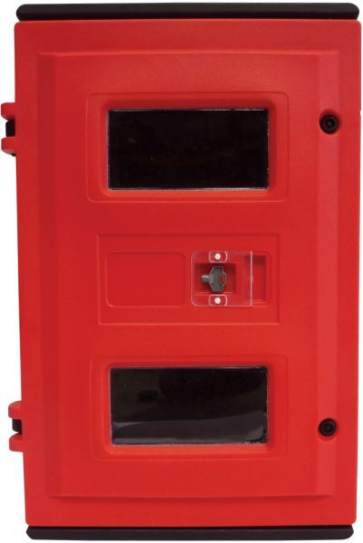 Triple Fire Extinguisher Cabinet | Fire Safety Equipment
