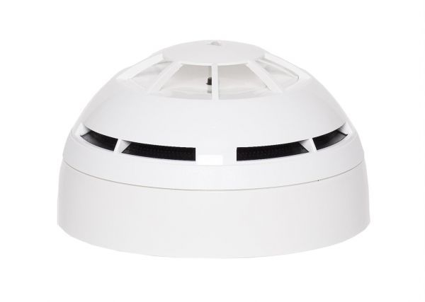 Wireless Heat Detector c/w Base & Batteries