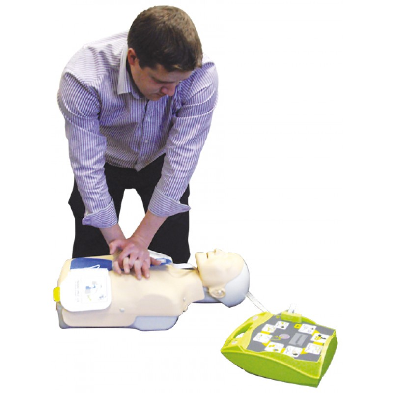 Initial CPR & AED Training (4 Hours)
