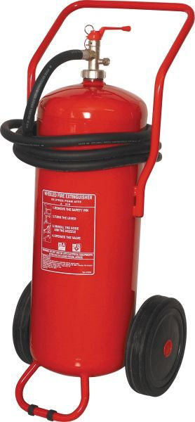 50 Litre Wheeled Foam Fire Extinguisher | Fire Safety