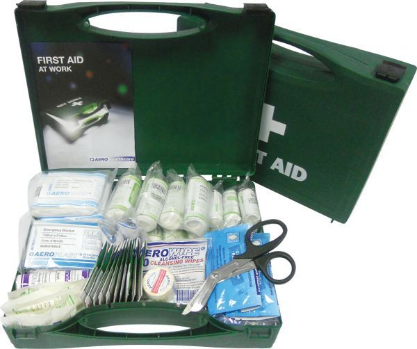 AeroKit BS 8599 Economy Large First Aid Kit