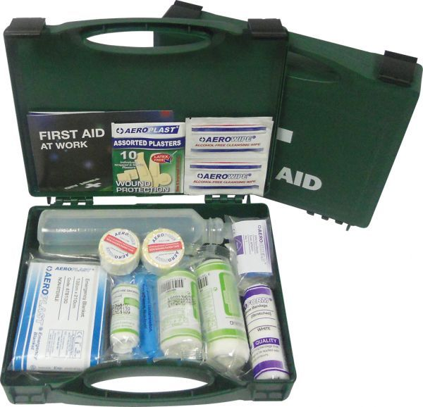 AeroKit BS 8599 Travel First Aid Kit