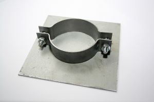 Steel base plate 50mm
