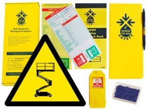 Good to go safety MEWP weekly kit