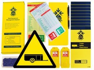 Good to go trailer safety daily kit