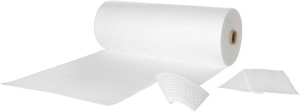 Oil Absorbent Dimpled Roll 480mm x 44m x3mm