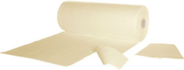 Yellow Chemical Absorbent Roll 50cm x 40m x 3mm