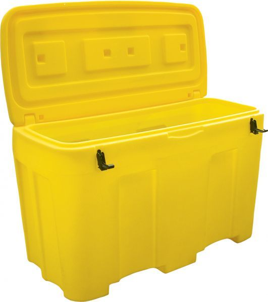 Yellow Storage Chest