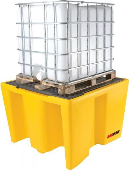 Endura Single IBC Polyethylene Spill Pallet