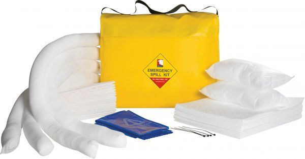 50 Litre Oil Spill Kit Shoulder Bag