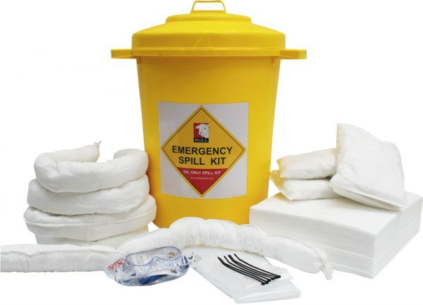 80 Litre Oil Spill Kit