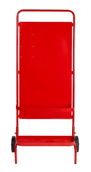 Wheeled Fire Point / Extinguisher Stand