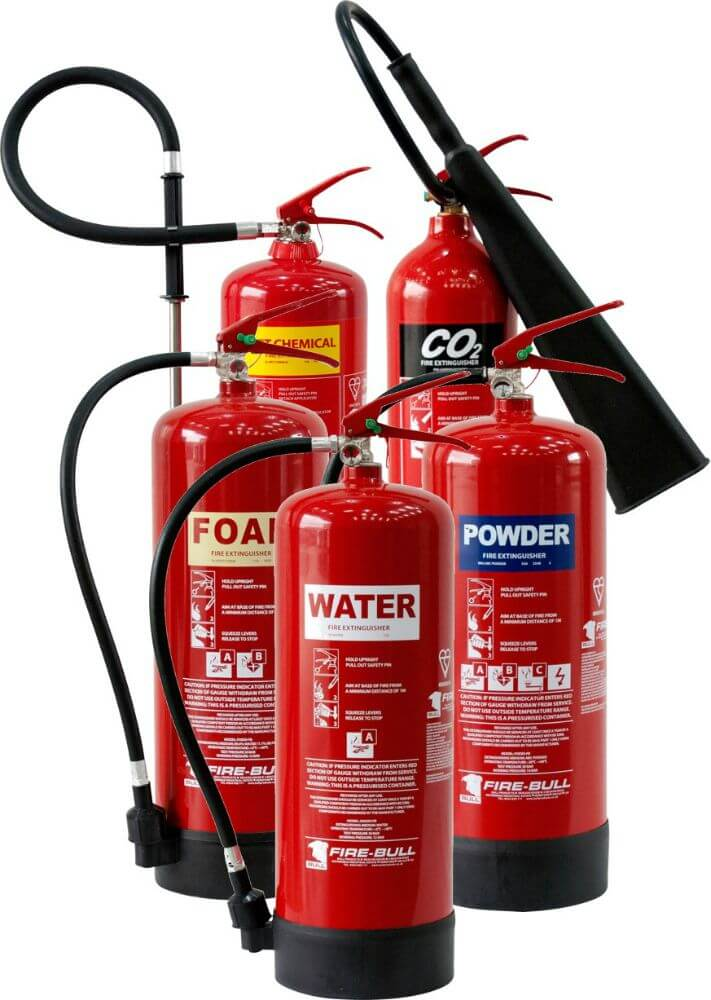 Fire Extinguishers | Fire Safety | Bull Products